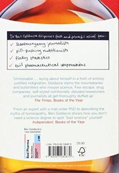 Livres Couvertures de Bad Science
