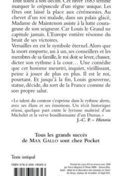 Livres Couvertures de Louis XIV Tome 2: L'hiver du Grand Roi