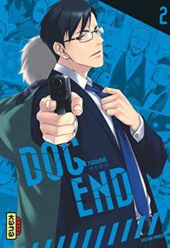 Livres Couvertures de Dog End, tome 2