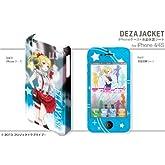 デザエッグ デザジャケット ラブライブ! iPhone 4/4Sケース&保護シート デザイン02(絢瀬 絵里)DJAN-IPL1-m02