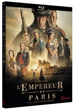 Livres Couvertures de L'Empereur de Paris [Blu-ray]
