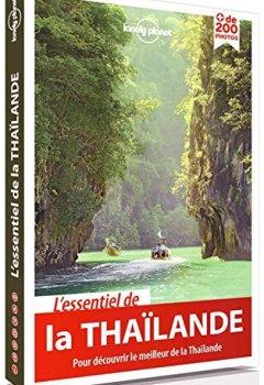 Livres Couvertures de L'Essentiel de la Thaïlande - 4ed