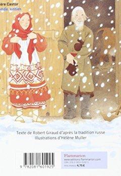 La Fille de neige de Indie Author