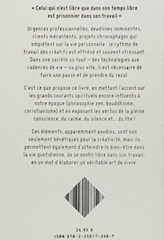 Livres Couvertures de L'art d'une vie créative : Les vertus de la pleine conscience