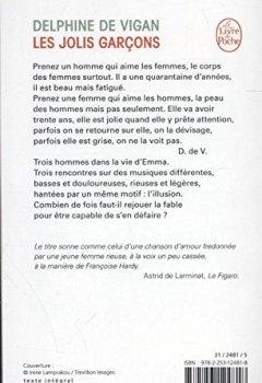 Livres Couvertures de Les Jolis Garçons