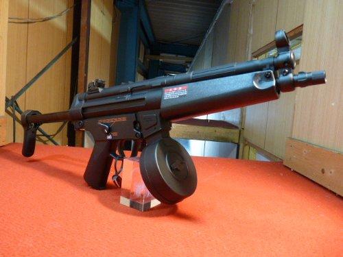 東京マルイ・MP5A5 HC ハイサイクルカスタム・バッテリ-&チャージャーフルセット