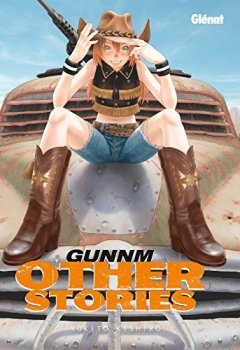 Livres Couvertures de Gunnm Other Stories - Édition originale