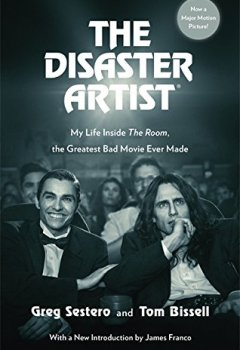 Buchdeckel von The Disaster Artist: My Life Inside The Room, the Greatest Bad Movie Ever Made