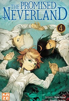 Livres Couvertures de The Promised Neverland 04
