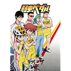 弱虫ペダル Vol.5 初回生産限定版 Blu-ray