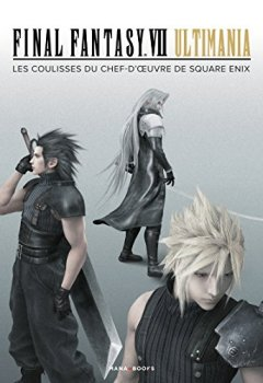 Livres Couvertures de Final Fantasy VII Ultimania