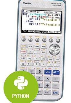 Livres Couvertures de Casio GRAPH90+E Calculatrice graphique avec mode examen