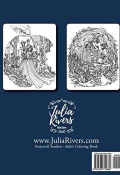 Livres Couvertures de The Fantastic World of the Brothers Grimm - Adult Coloring Book: Fairy Tales - Experience the Old Masters on a New Journey