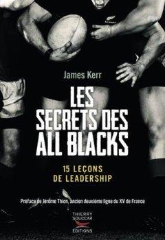 Livres Couvertures de Les Secrets des All Blacks - 15 leçons de leadership