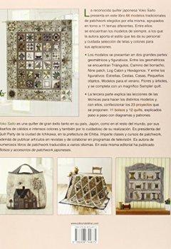 Portada del libro deLos Modelos Tradicionales De Patchwork En Lecciones (Artesania Y Manualidades)