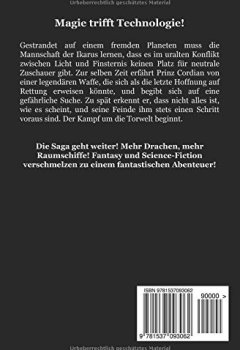 Buchdeckel von Kampf um die Torwelt (Die Torwelt-Saga, Band 2)