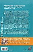 Livres Couvertures de L'école inclusive : un défi pour l'école : Repères pratiques pour la scolarisation des élèves handicapés