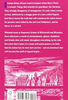 Livres Couvertures de Harry Potter and the Philosopher's Stone.