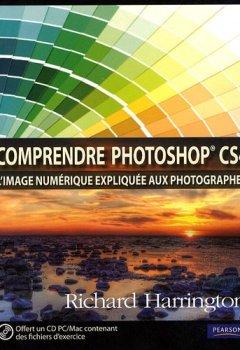 Livres Couvertures de Comprendre photoshop CS4 (1Cédérom)