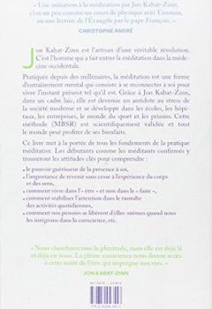 Livres Couvertures de Reconquérir le moment présent... et votre vie + CD