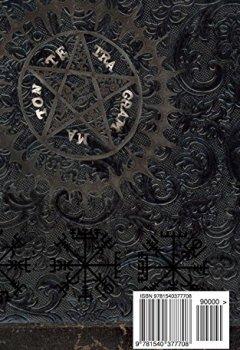 Livres Couvertures de Livre des Ombres: Magie Blanche , Rouge et Noire