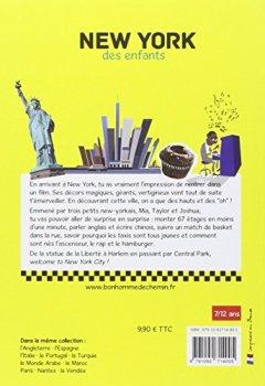 Livres Couvertures de New-York des enfants