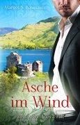 Buchdeckel von Asche im Wind: John A. Fortunes 2. Fall