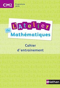 L'Atelier de Mathématiques CM2 de Indie Author