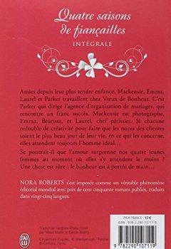 Livres Couvertures de Quatre saisons de fiançailles, Intégrale :
