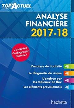 Livres Couvertures de Top'Actuel Analyse Financière 2017/2018