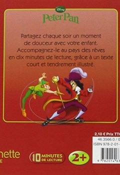 Livres Couvertures de Peter Pan, MON HISTOIRE DU SOIR