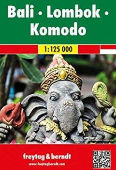 Livres Couvertures de BALI LOMBOK KOMODO