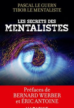 Livres Couvertures de Les secrets des mentalistes