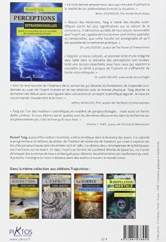 Livres Couvertures de Perceptions extrasensorielles