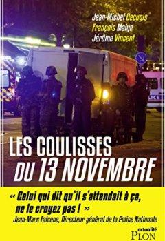 Livres Couvertures de Les coulisses du 13 novembre