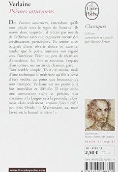 Livres Couvertures de Poèmes saturniens