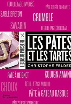 Livres Couvertures de Les Pâtes et les tartes