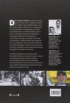 Livres Couvertures de Les 100 Histoires de légende du Tour de France