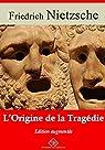 L'origine de la tragédie (Nouvelle édition augmentée) - Arvensa Editions