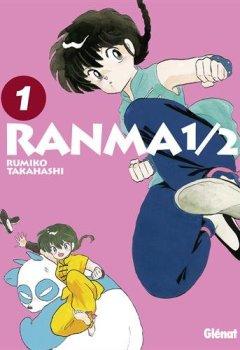 Livres Couvertures de Ranma 1/2 Vol.01