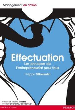 Livres Couvertures de Effectuation: Les principes de l'entrepreneuriat pour tous