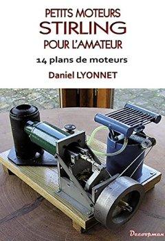 Livres Couvertures de Petits moteurs Stirling pour l'amateur