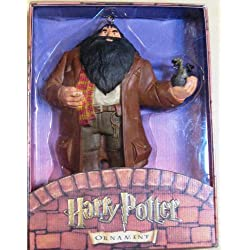 Harry Potter Hagrid and Baby Norbert Ornament 2000 Made by Kurt Adler