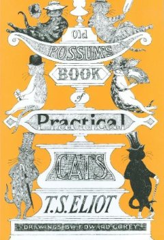 Cover von Old Possum's Book of Practical Cats, Illustrated Edition
