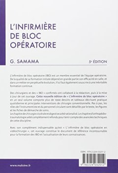 Livres Couvertures de L'infirmière de bloc opératoire