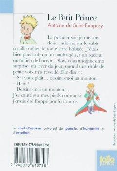 Livres Couvertures de Le petit prince