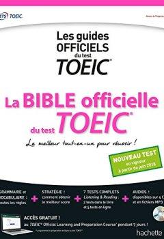 Livres Couvertures de La Bible officielle du TOEIC®