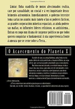Portada del libro deNibiru: Némesis: O Acaecemento do Planeta X: Volume 1