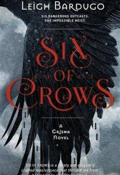 Livres Couvertures de Six of Crows