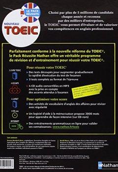 Livres Couvertures de TOEIC® Le Pack Réussite